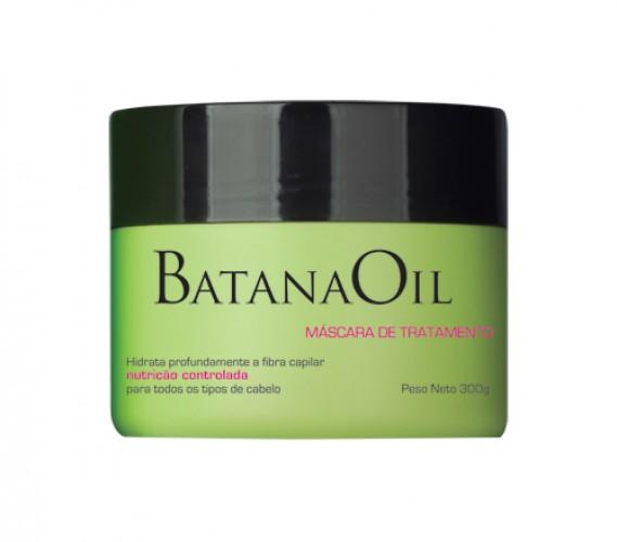 Máscara Capilar BatanaOil - 300g - Natu Charm Cosméticos