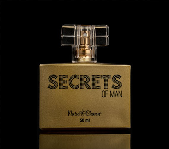 Secrets of Man - 50ml