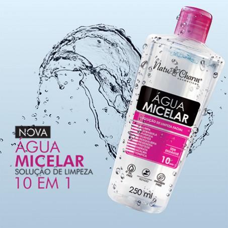Água Micelar Solução 10 em 1