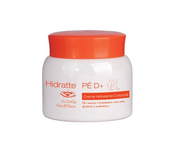 Hidratante Pé D+ - 240g - Natu Charm Cosméticos