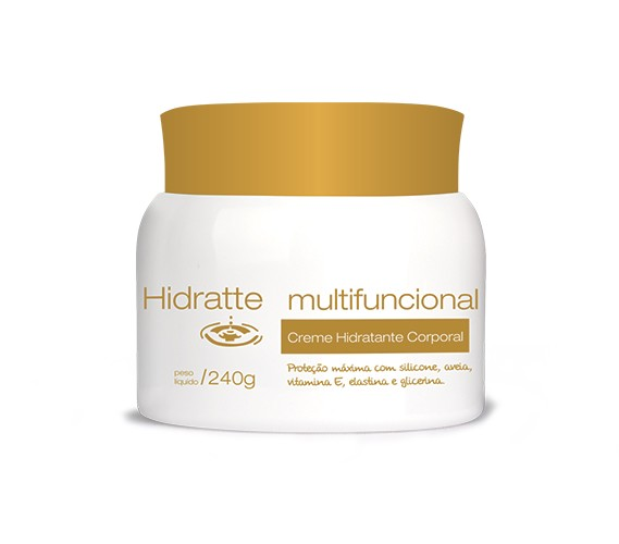 Hidratante Multifuncional - 240g