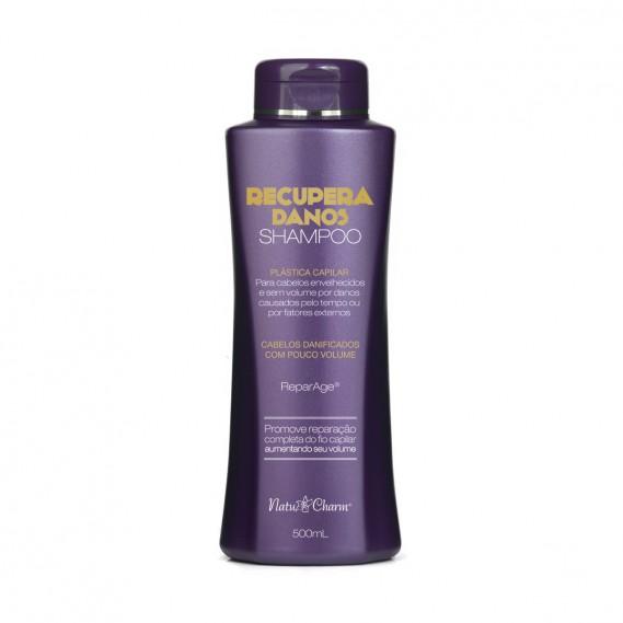 Shampoo Recupera Danos - 500ml