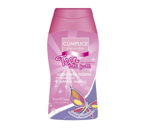 Sabonete Íntimo Teen - 200ml