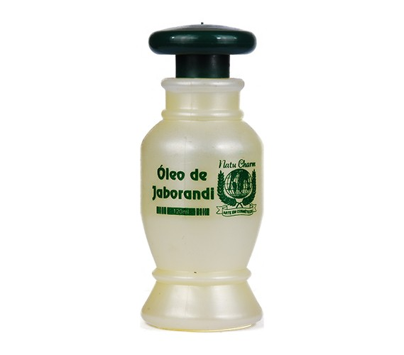 Óleo de Jaborandi - 120ml