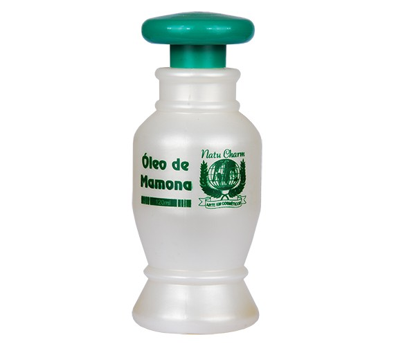 Óleo de Mamona - 120ml